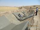 آبیاری و زهکشی سد سنگ سیاه :: شبکه آبیاری و زهکشی